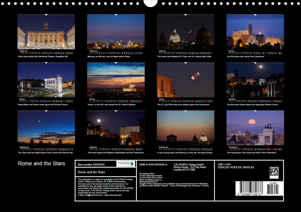 """""""Rome and the Stars"""": disponibile in pronta consegna!"""